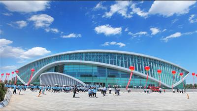 鹹陽職業技術學院體育館