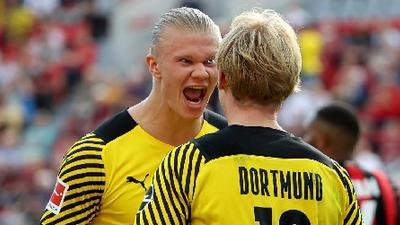 德甲綜合:拜仁客場大勝萊比錫 多特逆轉勒沃庫森