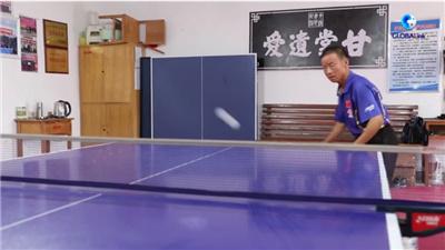 全球連線 | 農民陳長林的三個乒乓球願望