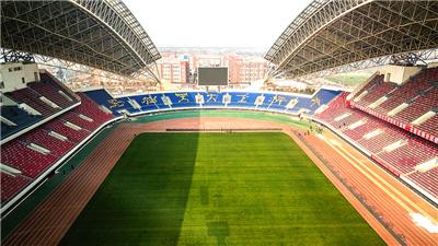 渭南市體育中心體育場