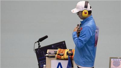 山東隊獲全運會射擊項目兩金