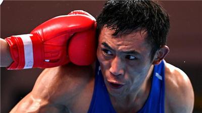 夢在,動力就在——國家拳擊隊前隊長劉偉講不出再見