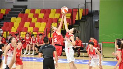 全運會U19女籃:山東江蘇迎連勝