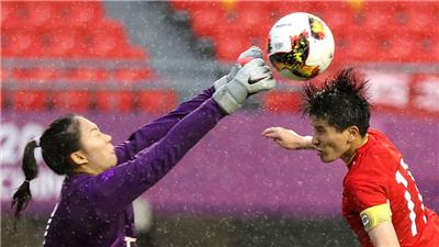 全運會女足成年組:聯合隊逆轉勝進入半決賽