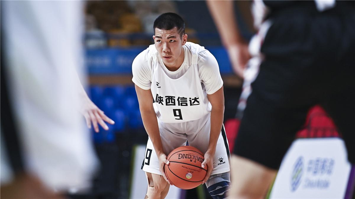 全運會-籃球五人制男子19歲以下組:江蘇隊勝陜西隊