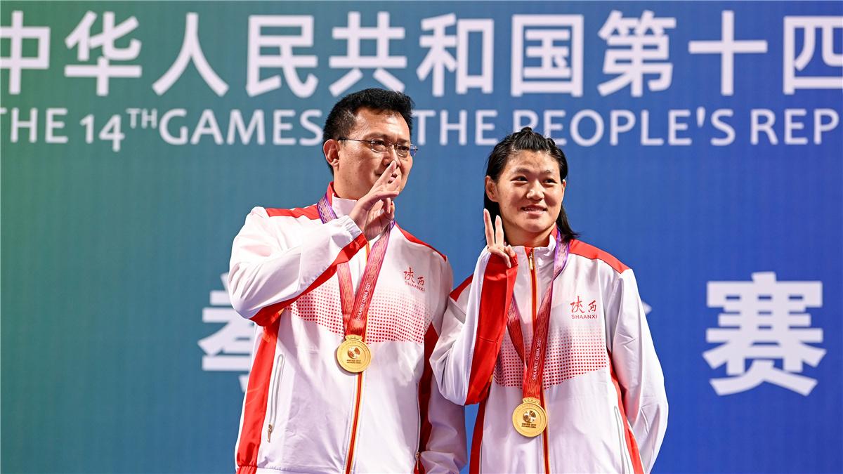 全運會-拳擊女子69公斤級:谷紅奪冠
