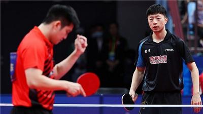 樊振東逆轉勝馬龍 廣東遼寧分獲乒乓球男女團冠軍