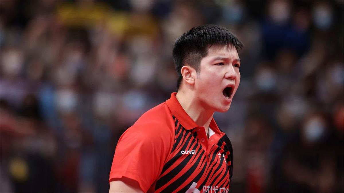 全運會-乒乓球男團決賽:廣東隊奪冠