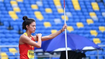 鄭妮娜力七項全能奪冠 期待明年亞運奪冠