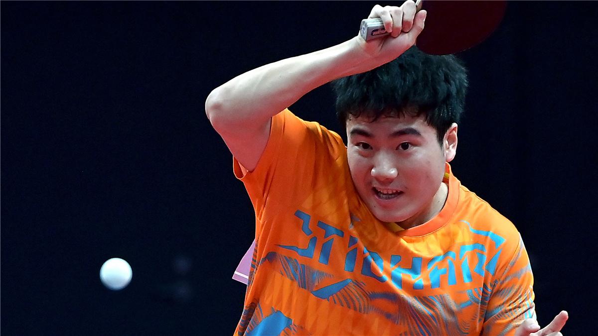 全運會-乒乓球男子單打:梁靖崑獲銅牌