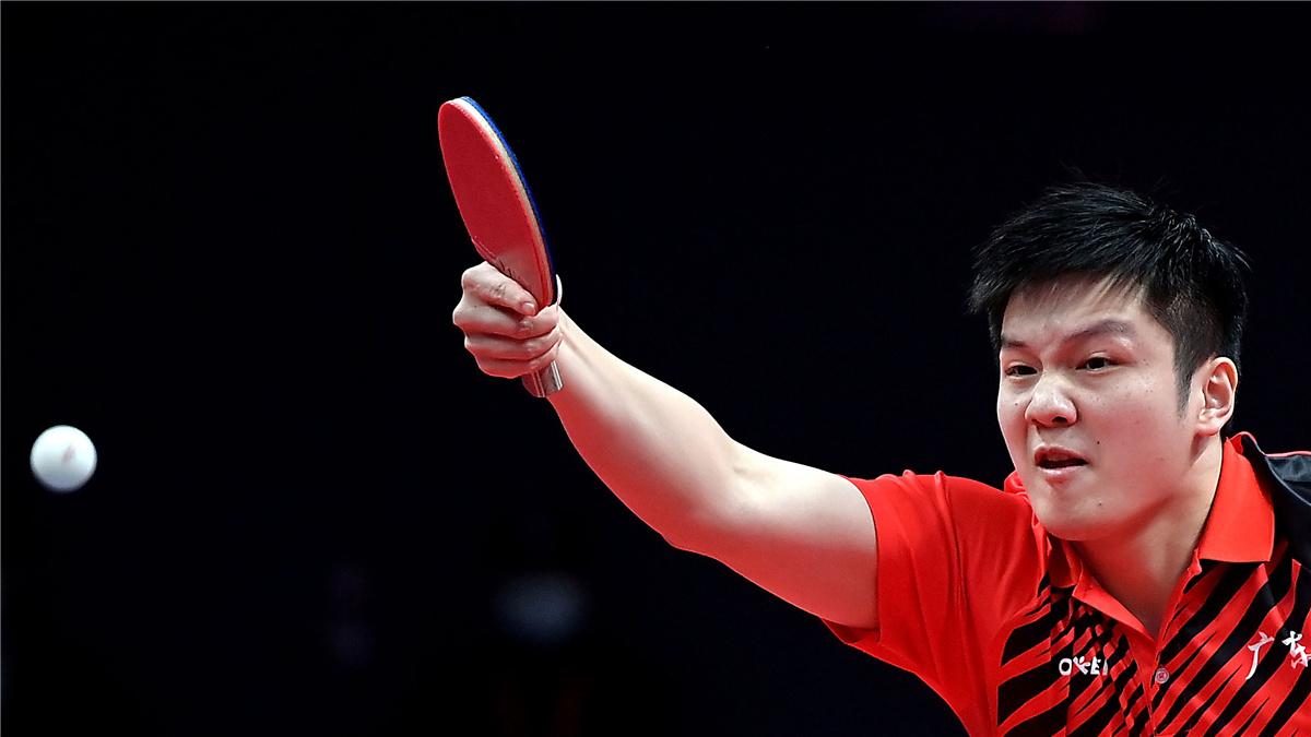 全運會-乒乓球男子單打決賽:樊振東奪冠