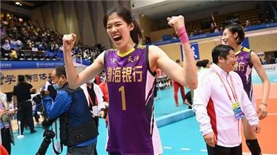 李盈瑩:我希望彌補女排止步東京奧運會小組賽的遺憾