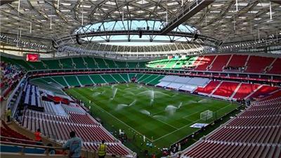 卡塔爾世界杯阿圖瑪瑪球場揭幕
