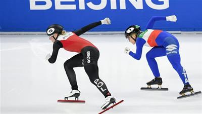 走近冬奧|波蘭短道速滑選手克服傷勢積極備戰北京冬奧