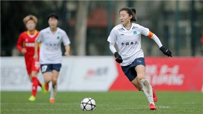 中國足協女超聯賽第六輪:武漢上海繼續領跑