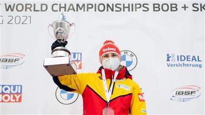 走近冬奧|北京冬奧雪車、鋼架雪車測試賽德國選手包攬全部冠軍
