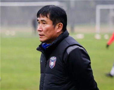陜西長安競技宣布金奉吉不再擔任球隊主帥