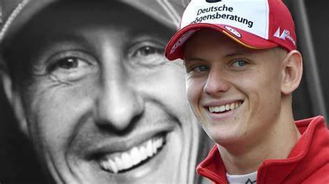 傳奇車王舒馬赫之子將徵戰下賽季F1