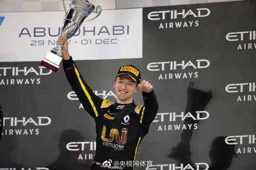 中國車手周冠宇將與前總冠軍阿隆索一同參加F1阿布扎比測試