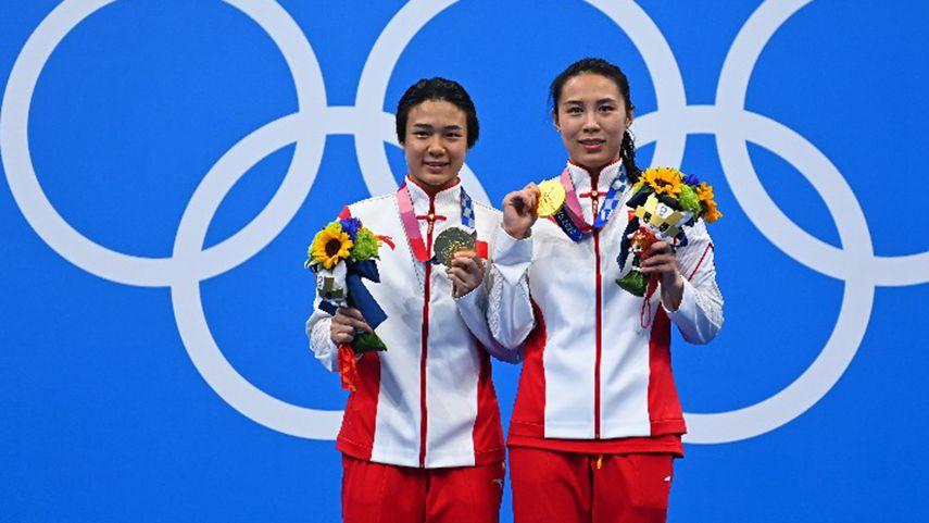 東京奧運會允許運動員在領獎臺短暫摘口罩