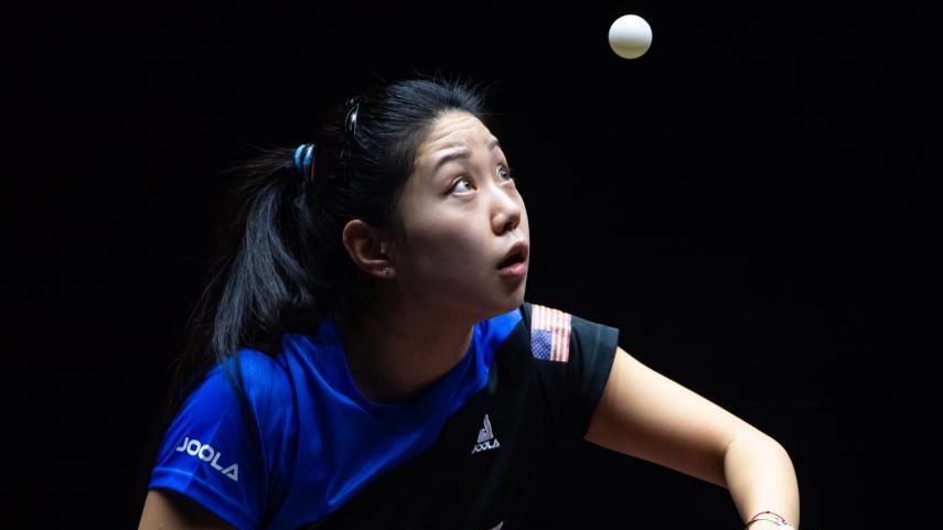 美國華裔乒球手張安:帶著夢想三登奧運賽場