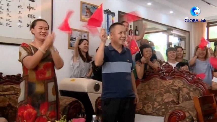 全球連線|畢焜家人:這枚銅牌比金牌都重要!