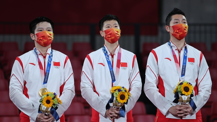 全球連線 | 中國乒乓球為什麼能長盛不衰?王勵勤來解密