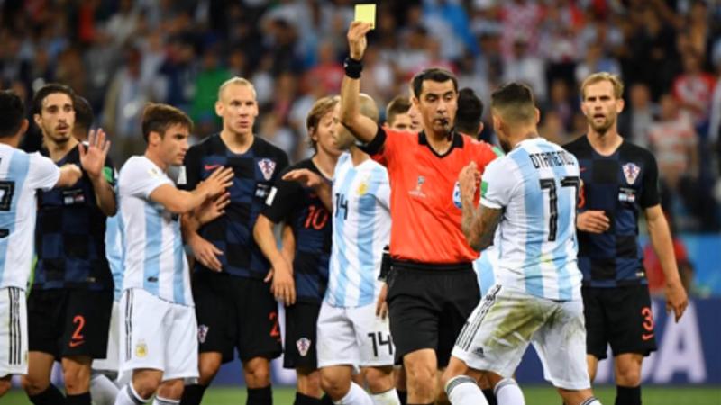 阿根廷vs克罗地亚比赛集锦