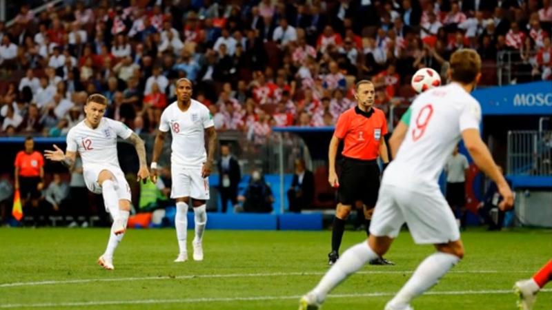 英格兰精彩射门 传承快乐足球